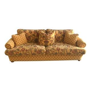 Roche Bobois Floral Sofa