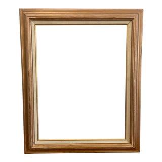Bronzed Gold Vintage Frame