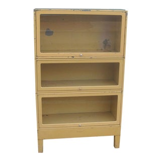 Globe Wernicke Industrial Barrister Bookcase