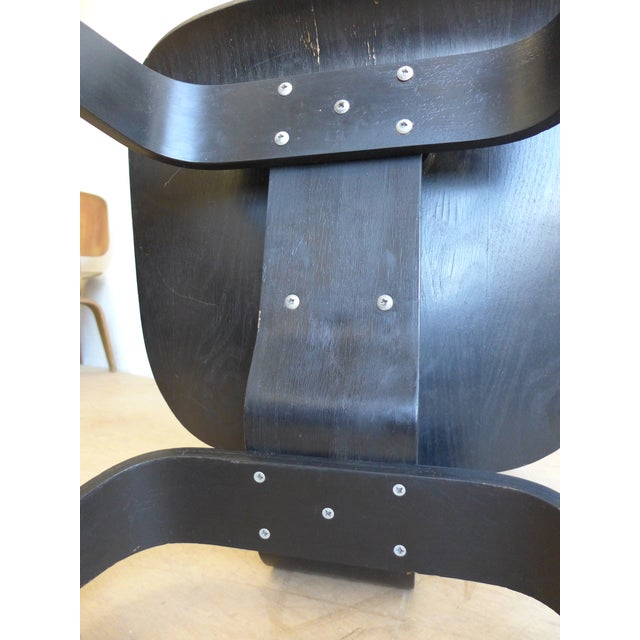 """Eames """"Lounge Chair Wood"""" Chair - Image 6 of 10"""