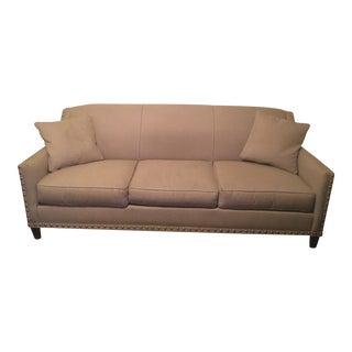 Lillian August Preston Beige 3-Seater Sofa