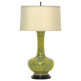 Cordova Chartreuse Bungalow 5 Table Lamp