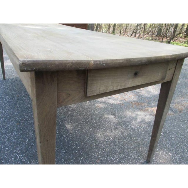 Swedish Farm Table, Former Work Table - Image 4 of 6