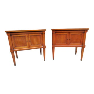 White Furniture Company Nightstands -A Pair