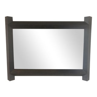 Custom Steel Frame Mirror