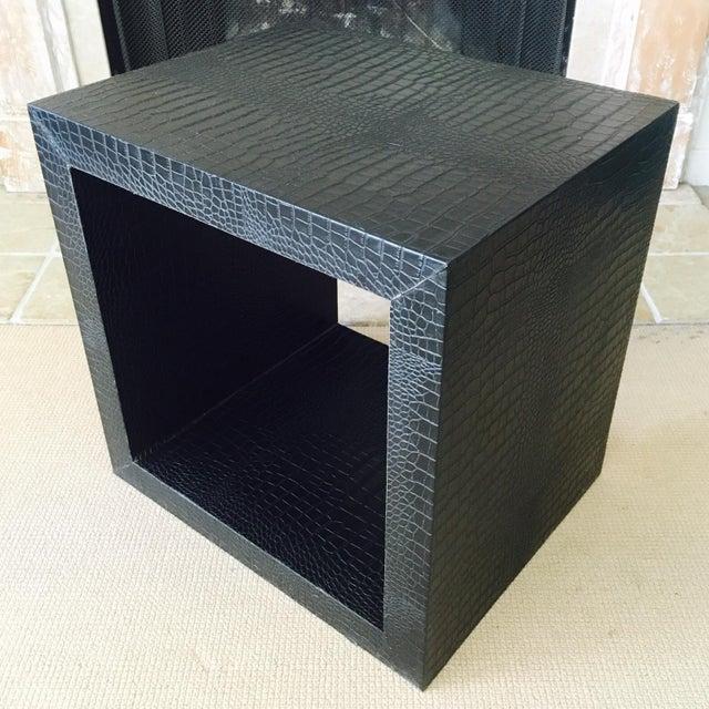 Modular cube coffee table chairish for Modular coffee table