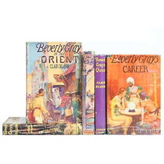 Beverly Gray Mystery Books- Set of 5