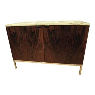 Vintage Florence Knoll Credenza Cabinet