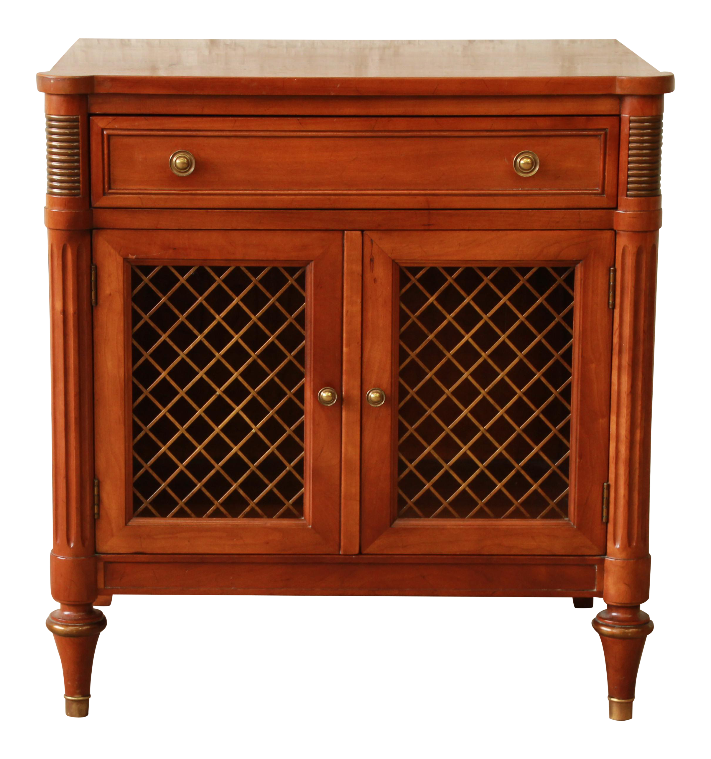 Kindel Furniture French Regency Style Nightstand