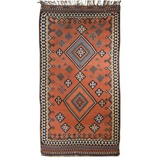 """Vintage Qashqai Rug- 5'5"""" x 9'9"""""""