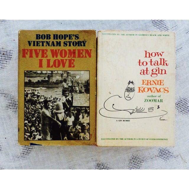 Laugh a Minute, Ernie Kovacs, Bob Hope Comedy, S/6 - Image 3 of 11