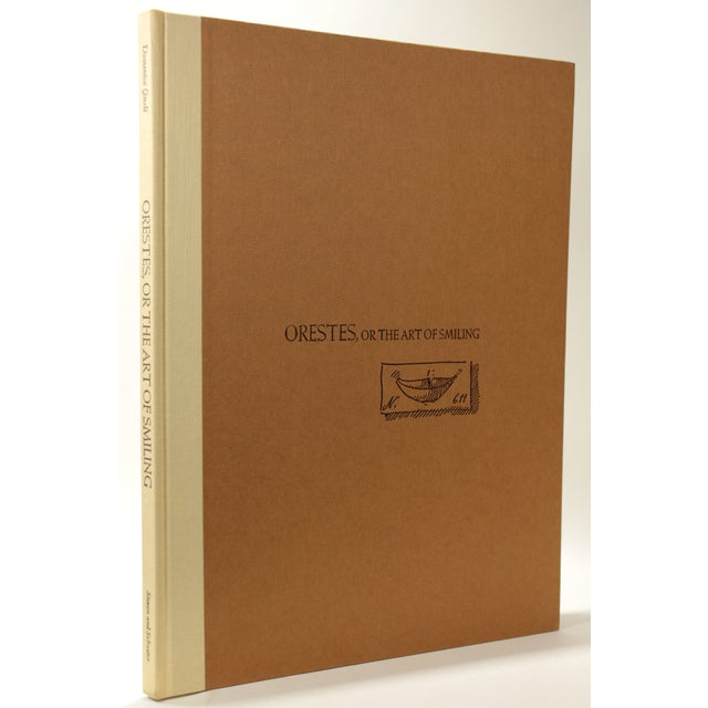 Image of Orestes, or the Art of Smiling, First Edition Book