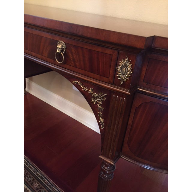 Image of Scarborough House Mahogany Server Sideboard