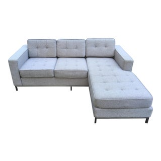 Gus Jane Loft Bi-Sectional Sofa