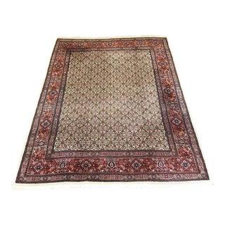 Handmade Persian Mood Rug - 8″ × 10″