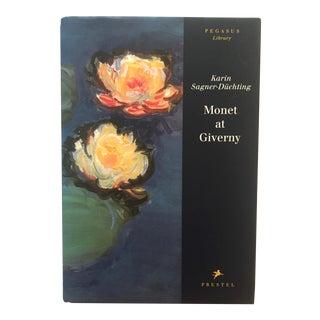 Monet at Giverny, Art Book by Karin Sanger