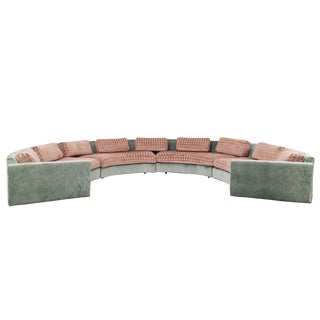 Adrian Pearsall Curved Sectional Sofa