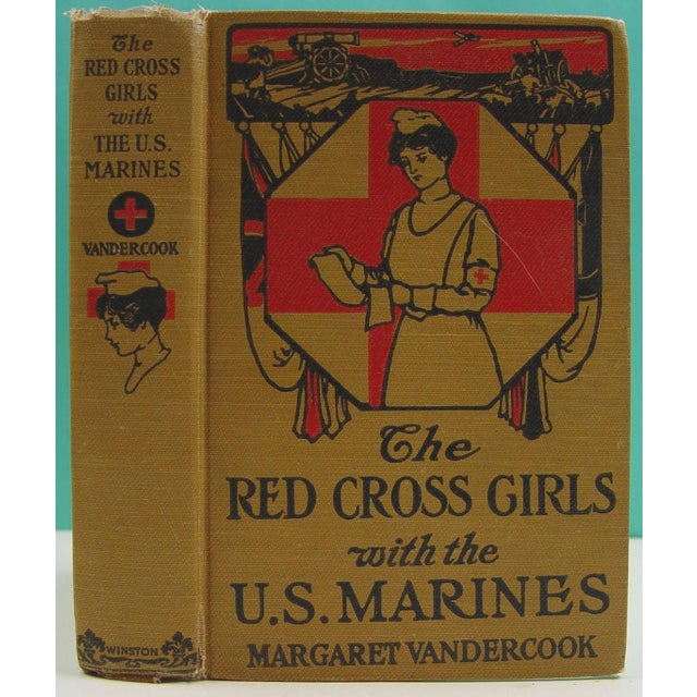 The Red Cross Girls With the Us Marines - Image 2 of 4