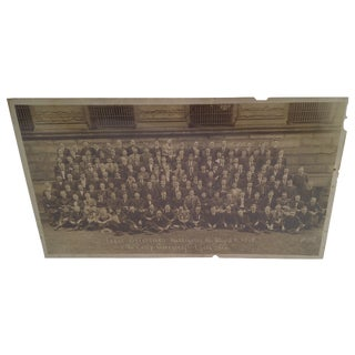 Local Selectives Vintage Photograph, 1918