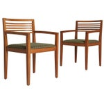Image of Ricchio Knoll Armchairs - Pair