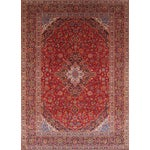"Image of Pasargad Kashan Collection Rug - 9'7"" X 13'5"""