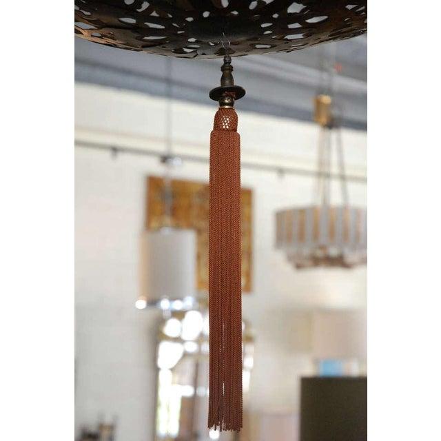 Image of Large Japanese Lantern Fixture