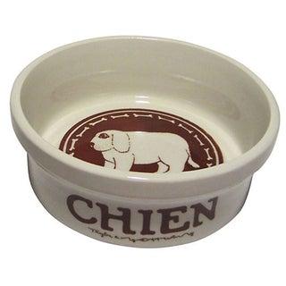 Taylor & Ng French Dog Bowl