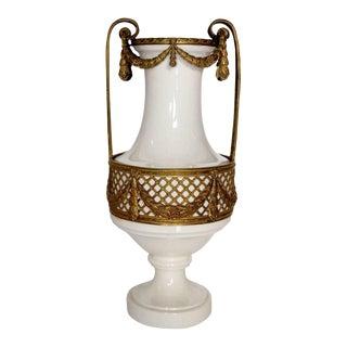 19th C. French Porcelain Vase