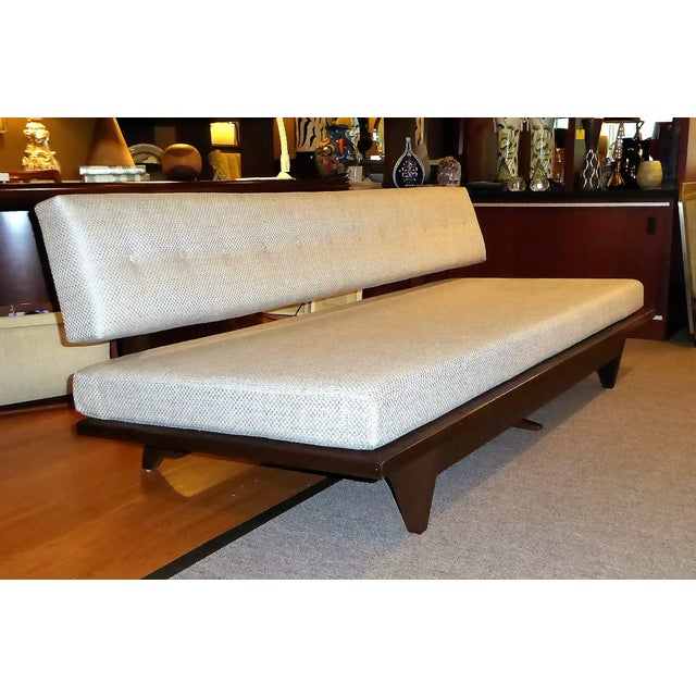 1940s Knoll Model 700 Sofa Daybed by Richard Stein - Image 3 of 11