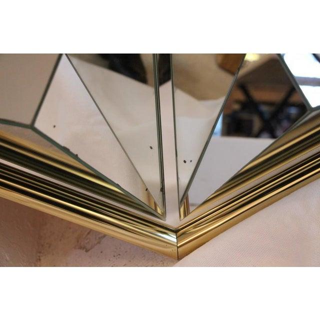 Mid-Century Modern Prism Mirror - Image 6 of 7