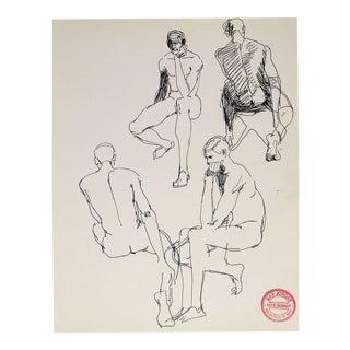Max Jordan Male Nude Studies