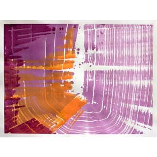 """Rainbow Sherbet"" Original Painting"