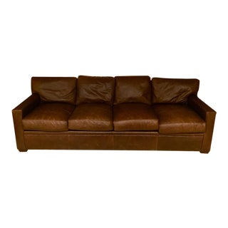 Ralph Lauren Leather Mercer Sofa