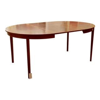 Mid-Century Walnut Table