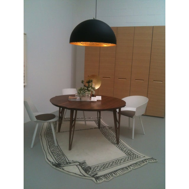 Michele De Lucchi for Riva Round Dining Table - Image 3 of 5