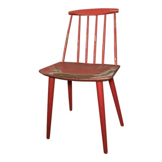 Danish Mid-Century Modern Chair
