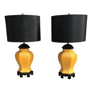 Vintage Hollywood Regency Lamps