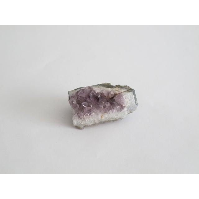 Amythest Mineral Specimen - Image 2 of 4