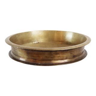 Indian Bronze Urli Bowl