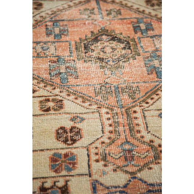 "Vintage Distressed Malayer Rug - 4'4"" x 6'3"" - Image 8 of 11"
