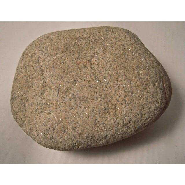 Carved Granite Rock Souvenir from the USS Kearsarge, 1864 - Image 4 of 8