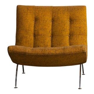 Milo Baughman Scoop Lounge Chair
