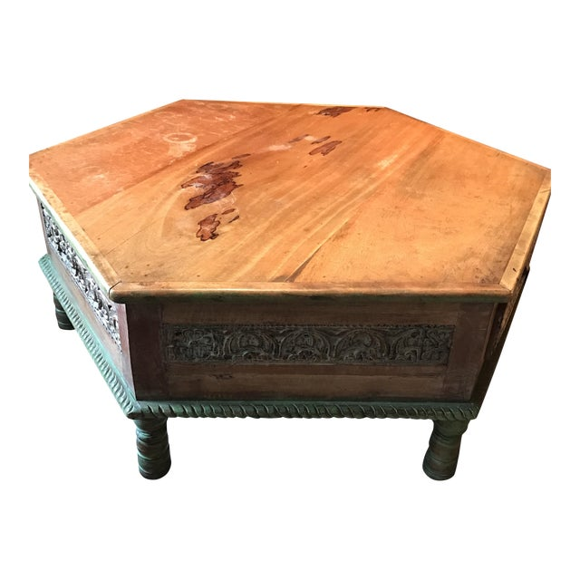 Moroccan Coffee Table Chairish
