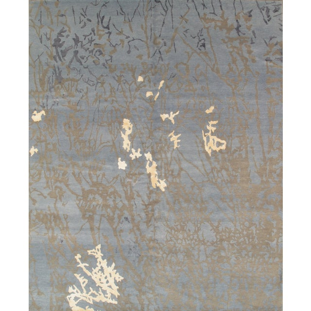 "Pasargad Modern Collection Rug - 8'1"" x 10' - Image 1 of 2"