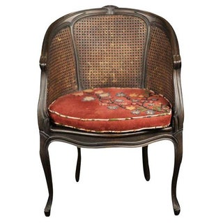 Cane Back Chairs - A Pair