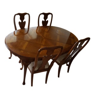 Thomasville Dining Table & 4 Chairs