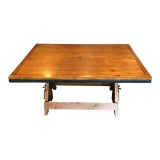 Pottery Barn Drafting Table