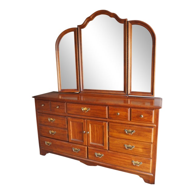 Thomasville Dresser With Mirror Bestdressers 2017