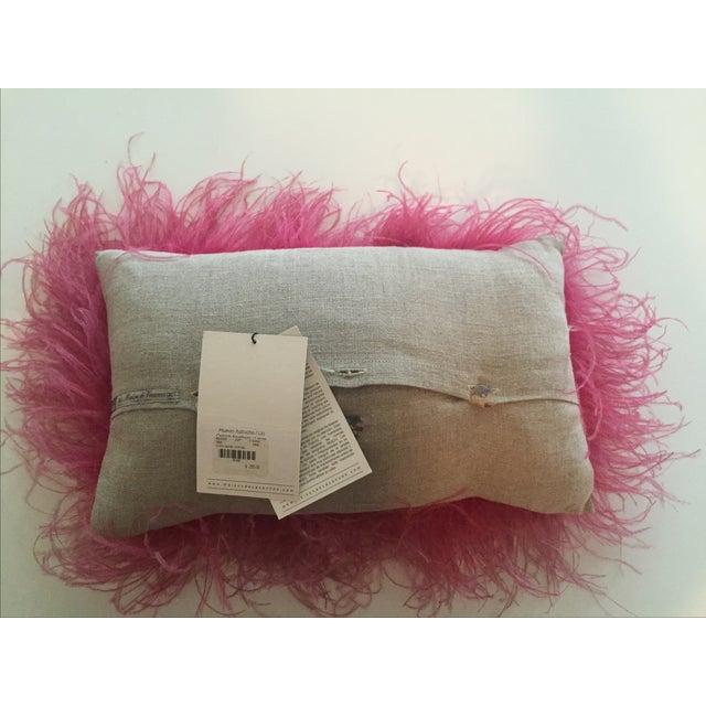 Image of Maison De Vacances Calypso Ostrich Feather Pillow