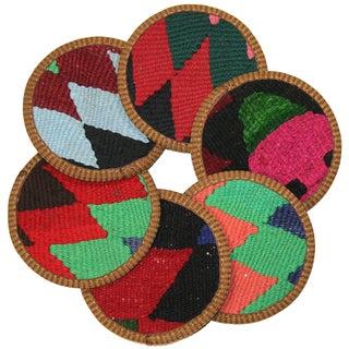 Kilim Coasters, Salihli - 6